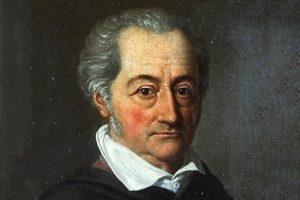 Иоганн Гёте - немецкий писатель, автор трагедии
