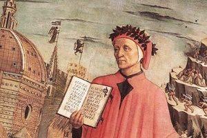 Данте Алигьери - великий итальянский писатель, автор