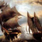 английские корабли 18 века