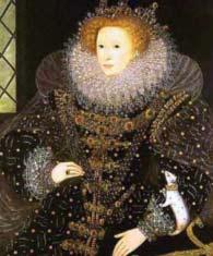 Королева Англии Елизавета