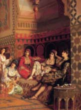 При дворе турецкого султана