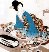 Переписчик и иллюстратор японских текстов