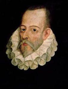 Мигель де Сервантес Саведра - испанский писатель,автор романа