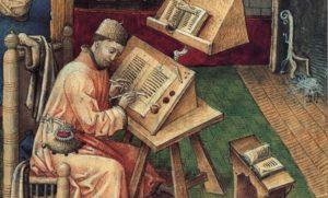 Переписчик древних испанских текстов